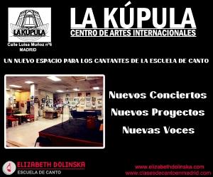 La kupula centro de artes internacionales